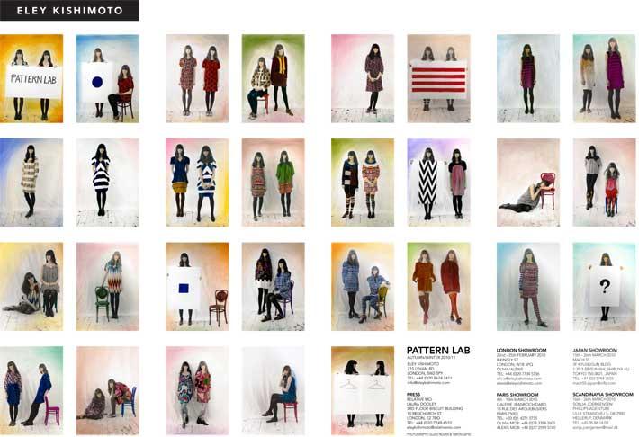 patternlab looksheet