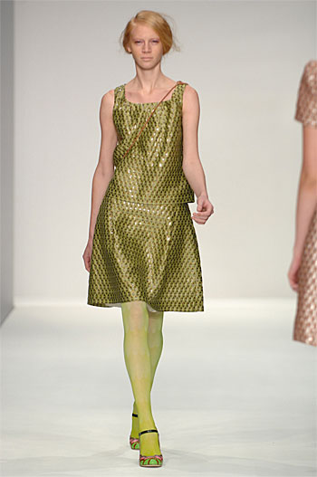 Spring Summer 09 - Catwalk 5