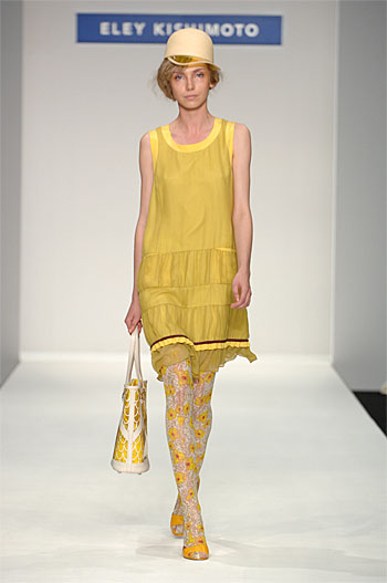Spring Summer 09 - Catwalk 7