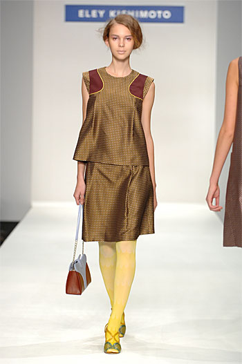Spring Summer 09 - Catwalk 13