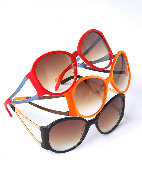 S/S 07 - EK16 : Eley Kishimoto :  sunglasses fashion accessories designer accessories