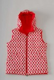Tatras - Womens Chain Puffa Gillet red.jpg Thumbnail