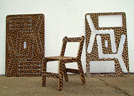 Ben Wilson Chairs Flat-pack Flash 2