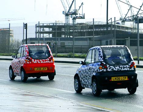 G Wiz Driving Duo