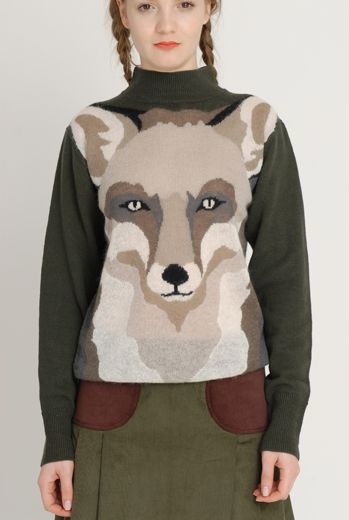 AW1213 FOXY JUMPER - VARIOUS