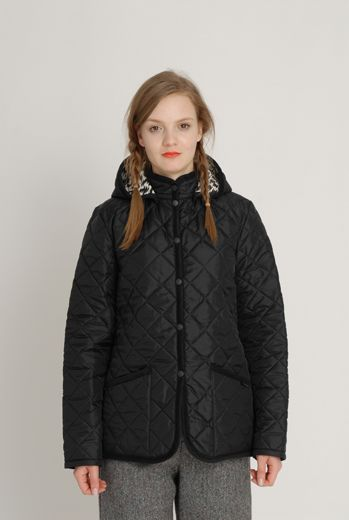 AW1213 BOXFORD LADIES - BLACK - Other Image