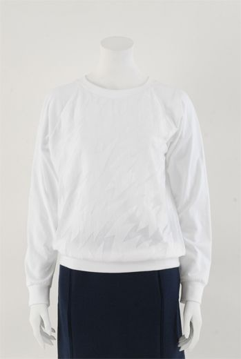 HSS13 FLASH LACE RAGLAN TOP - Other Image