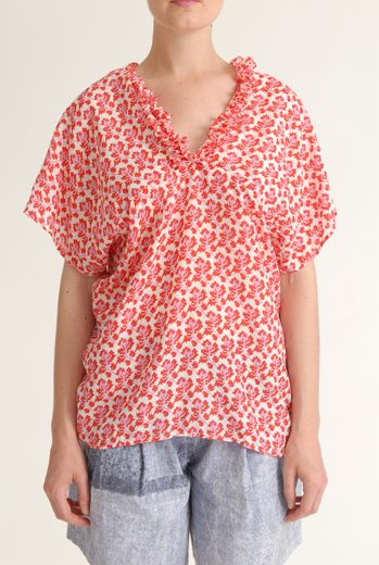 SS12 MINI MEAN ROSES ALL SQUARE TOP - VARIOUS