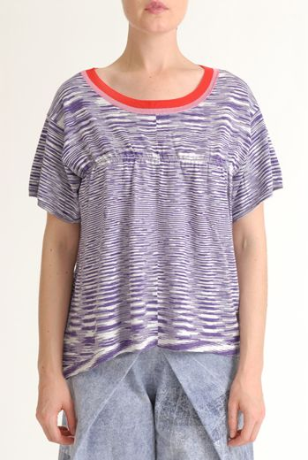 SS12 SPACE DYED TOP - VARIOUS - Other Image