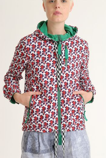 SS12 UNISEX MINI MEAN ROSES ANORAK - VARIOUS