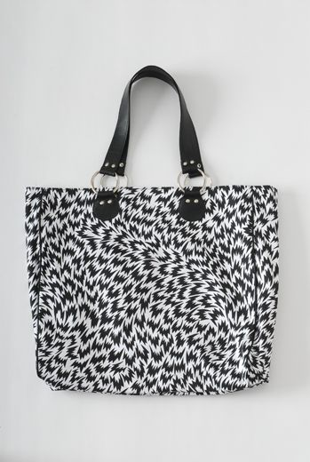 SS12 FLASH BIG BAG - BLACK - Other Image