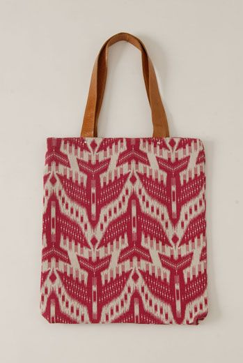 SS13 SPACE CRAFT SHOPPER BAG