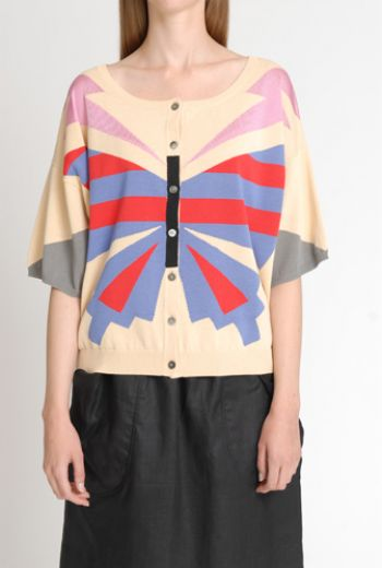 SS14 BUTTERFLY CARDIGAN