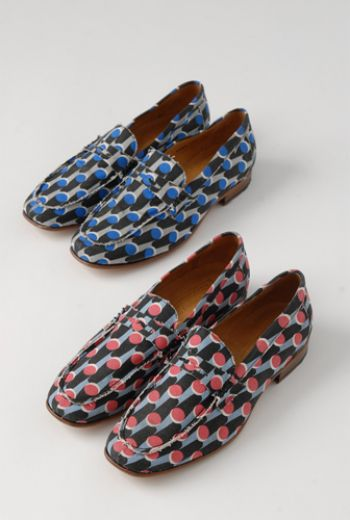 SS14 P-2 SUN LOVING BOLLARDS LOAFER