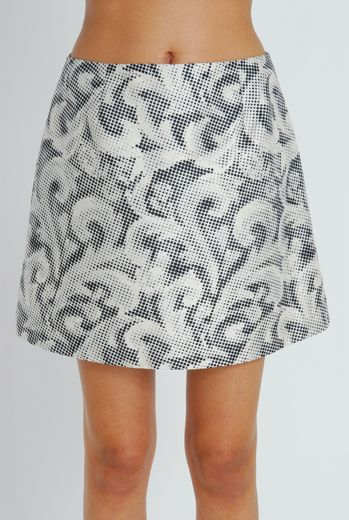 SS11 EMPERORS NEW CLOTHES SHIELD SKIRT