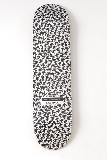SKATEBOARD DECK - BLACK