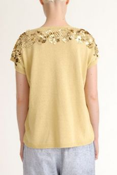 SS12 SEQUIN JUMPER - VARIOUS - Other Image