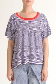 SS12 SPACE DYED TOP - VARIOUS