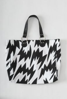 SS12 GIANT FLASH BIG BAG - BLACK