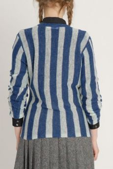 AW1213 SCHOOL MEMORY JUMPER - INDIGO - Other Image