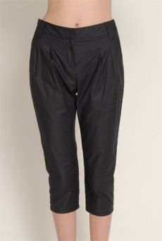 SS13 COTTON SILESIA SHRUNK SLACKS