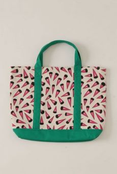 SS13 SWEET CONES SMALL TOTE BAG