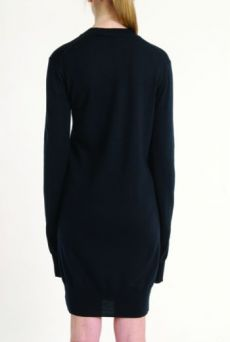 AW1314 MADAME KNIT DRESS - Other Image