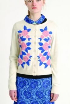 AW1314 MONET CARDIGAN - Other Image