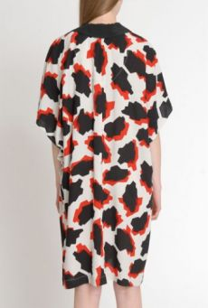 SS14 OYSTER ROCKSTAR MOTH DRESS - Other Image