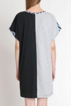 SS14 SUN LOVING BOLLARDS YING & YANG DRESS - Other Image