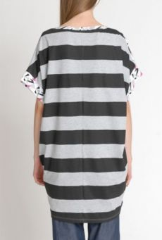 SS14 BUTTERFLY TRAP SACK TUNIC - Other Image