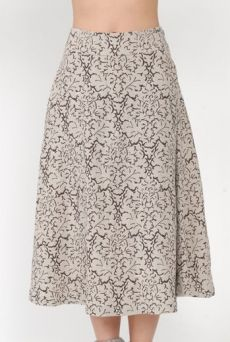 AW15 LA LA LYON HIGH WAISTED SKIRT