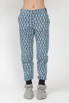 AW15 MONSTER SKIN RIB CUFF TROUSERS