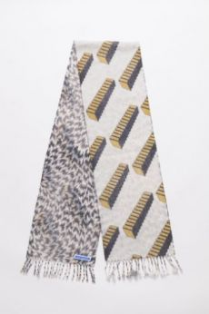 AW16 CHIP ATTACK SCARF
